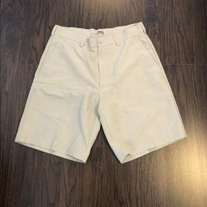 Grand Slam Golf 32 Beige Tan Shorts Active Wear